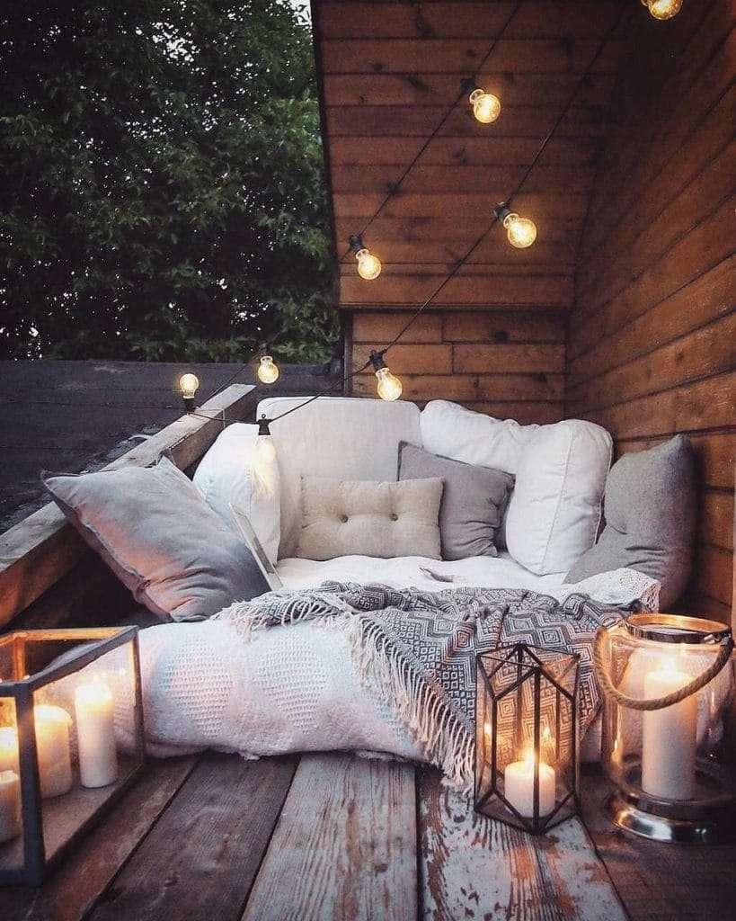 casa hygge divano