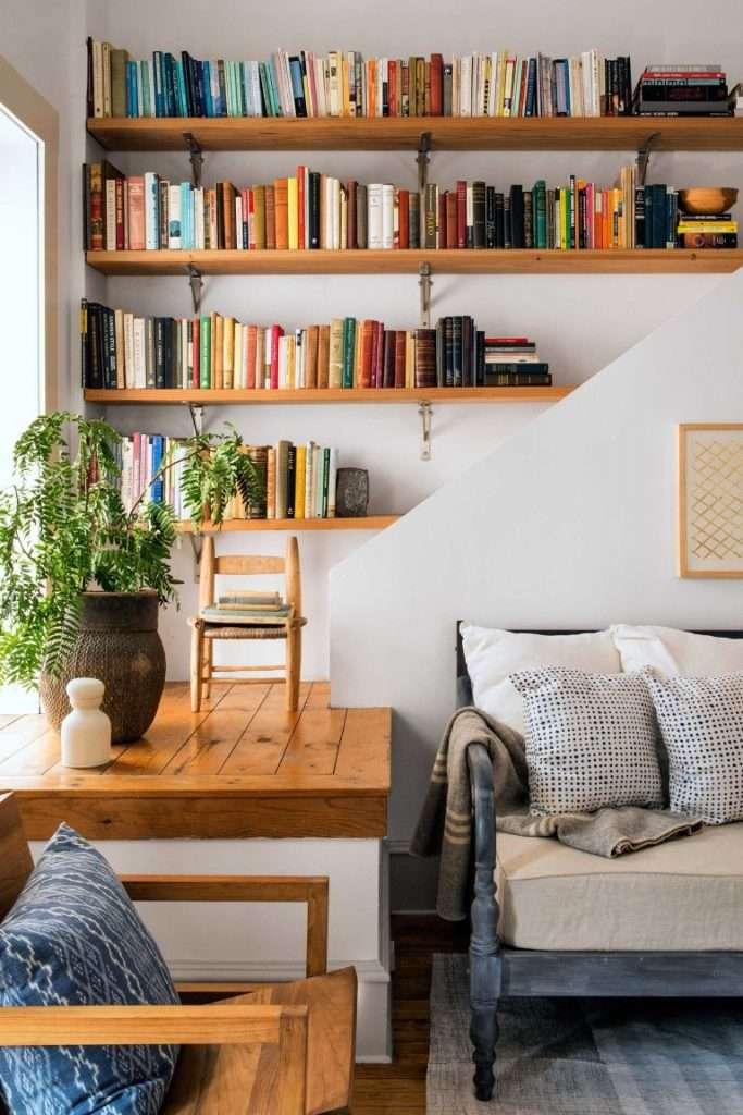 casa hygge e i libri