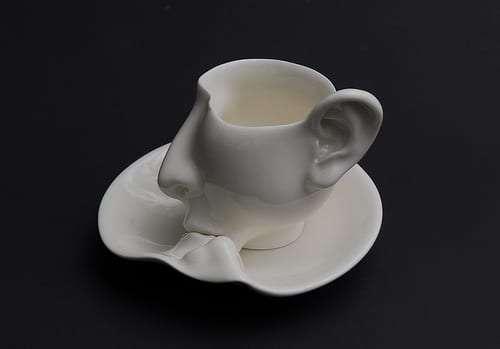 ceramiche di design autore Johnson Tsang