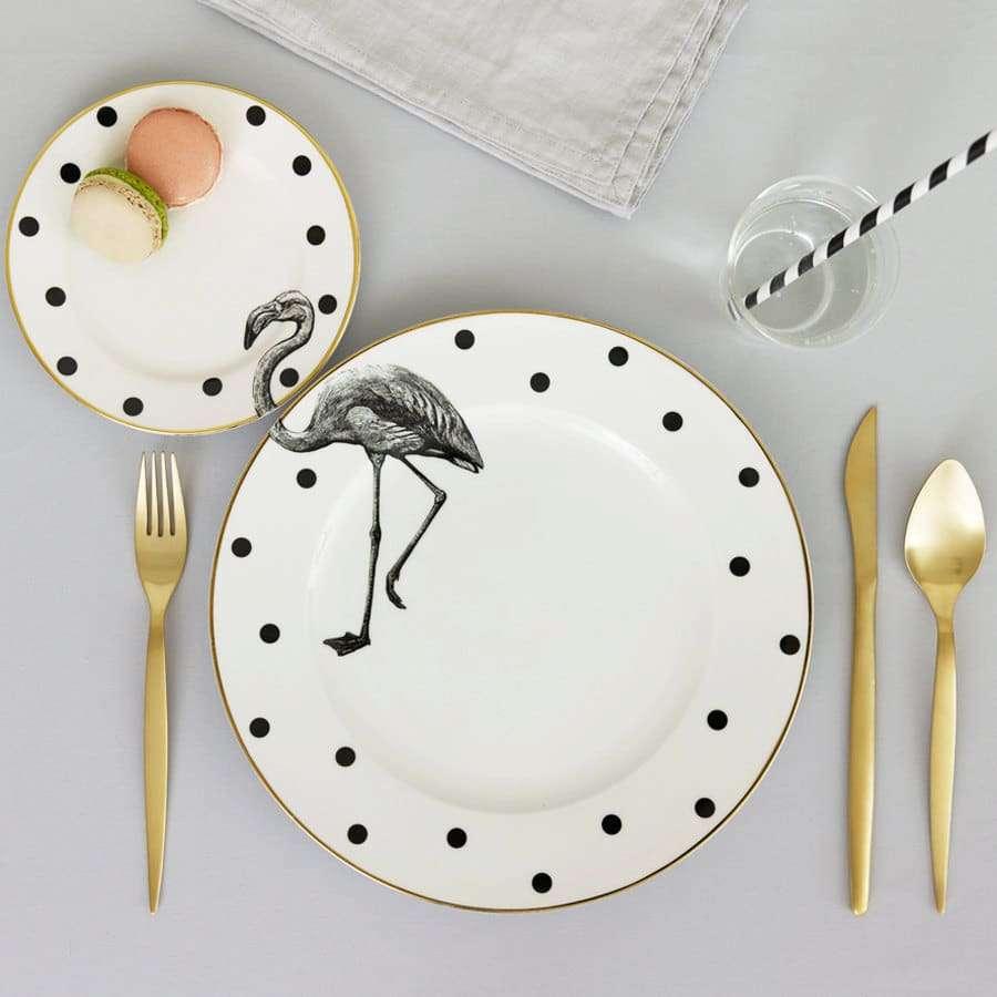 ceramiche di design piatti decorati