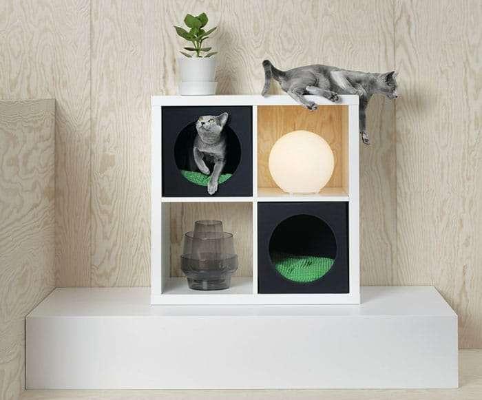 mobili di design per gatti