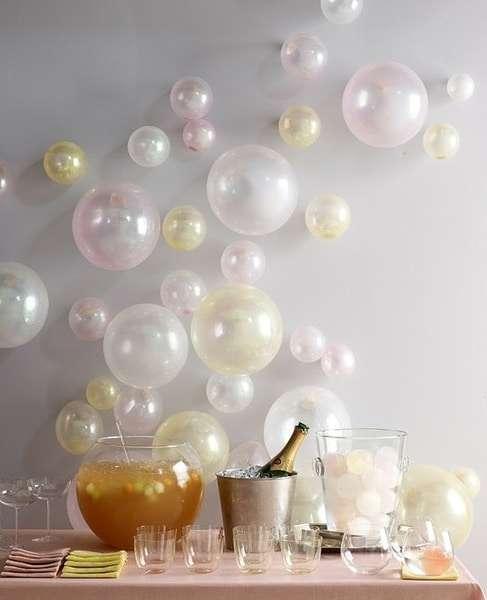 idee per capodanno con palloncini
