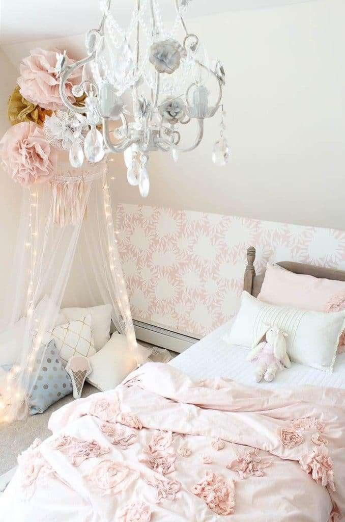 camere per ragazze idee