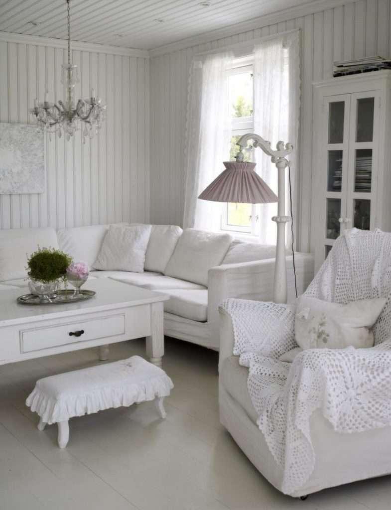 colore provenzale bianco