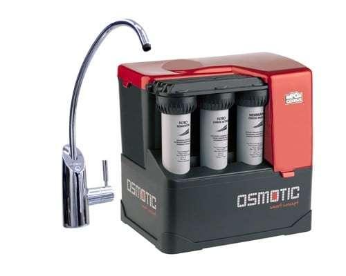 depuratori di acqua domestica iwm osmotic