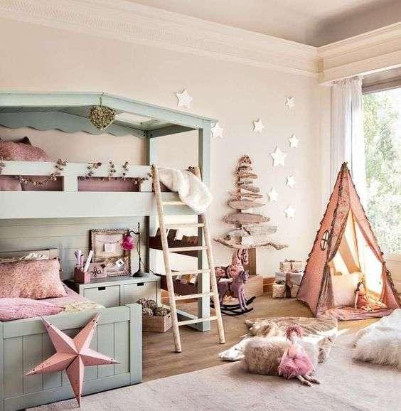 Letti A Castello Per Bambini Design.Letto A Castello Per Camerette Blog Arredamento Fillyourhomewithlove