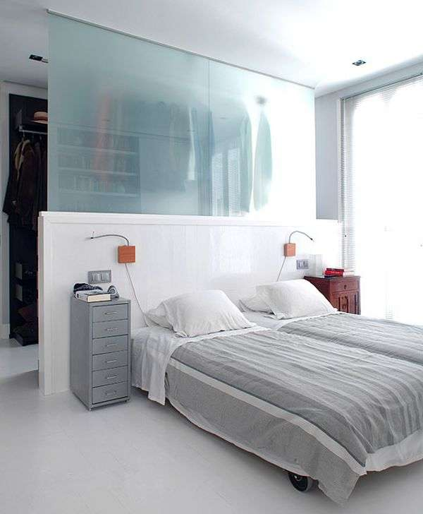 idee cabina armadio vetro