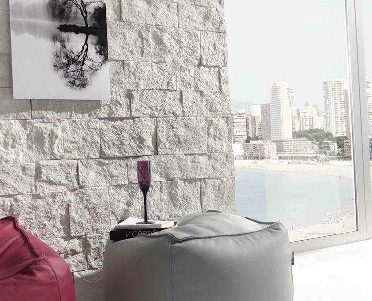 Design Rivestimenti Case Moderne Interni.Pareti Di Pietra Per Interni Di Design Blog Arredamento