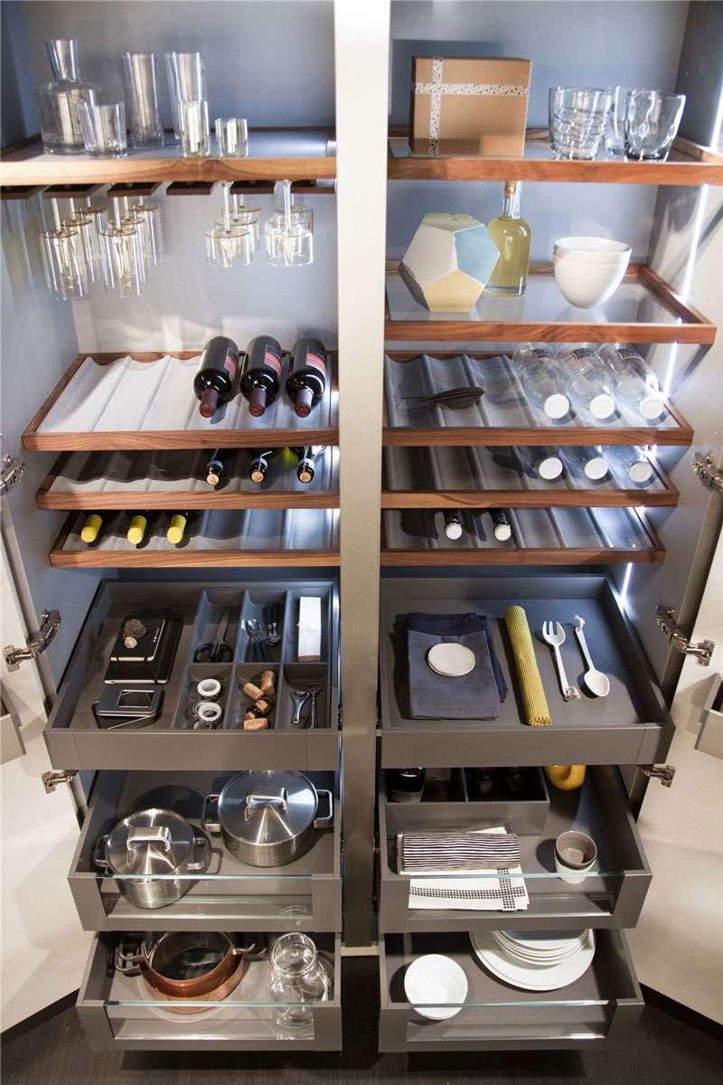 Accessori per cucina cosa propone snaidero for Accessori per cucina moderna