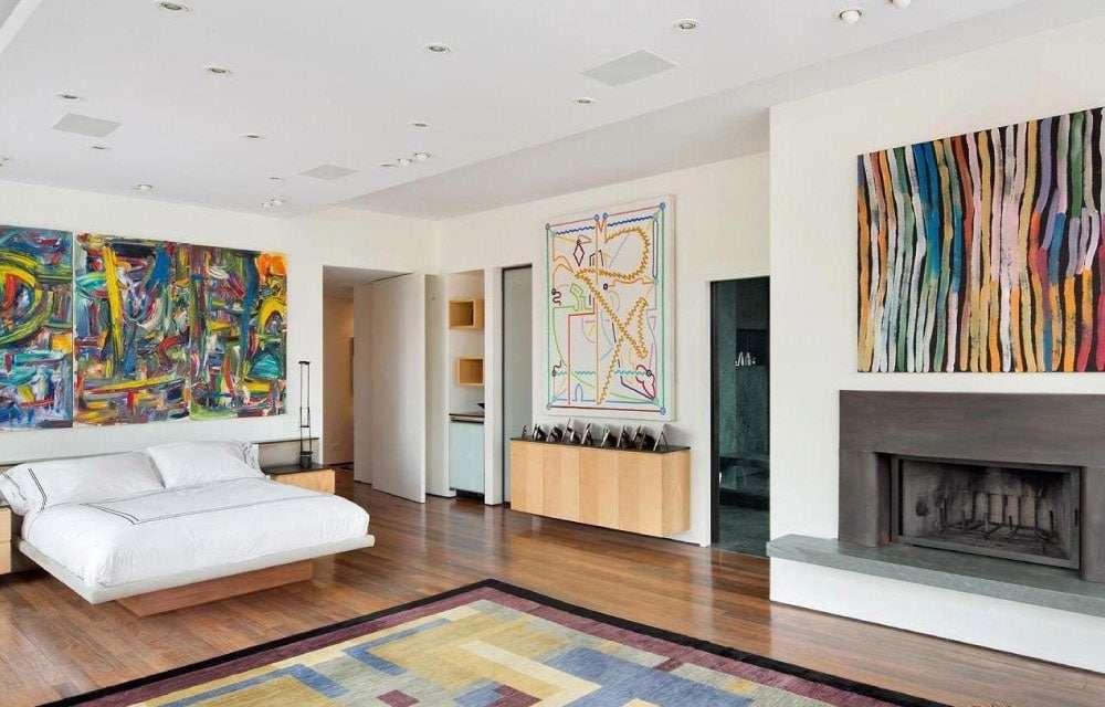 Quadri moderni per decorare casa blog arredamento for Arredamento case moderne foto