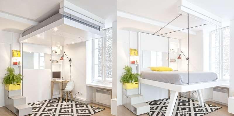 Idee camera da letto piccola | Blog arredamento ...