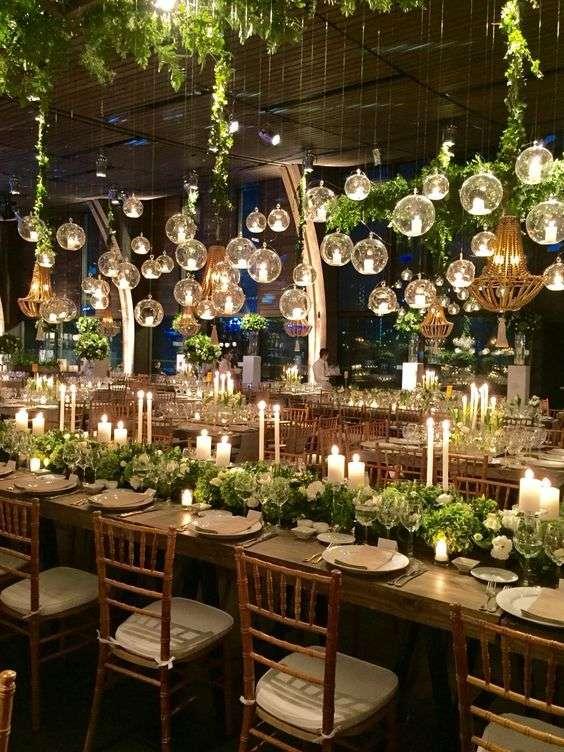 Illuminazione giardino da Pinterest