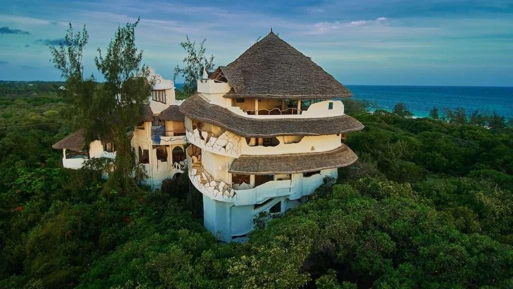 watamu treehouse vista panoramica