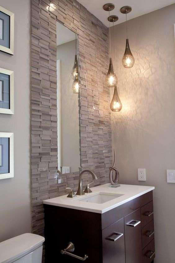 lampadari bagno vetro soffiato