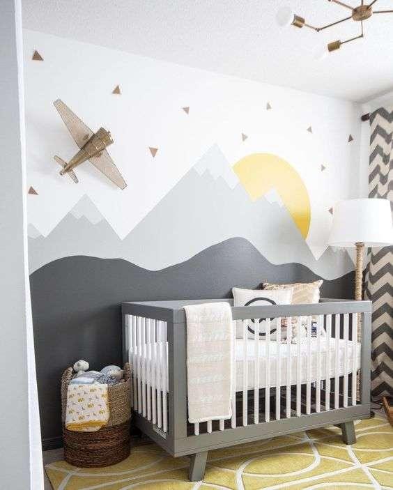 lettini per neonati di design