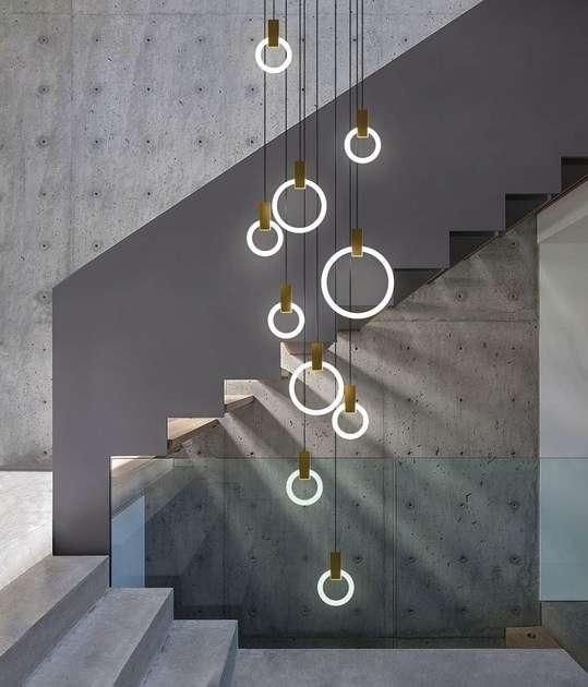 luci led minimaliste