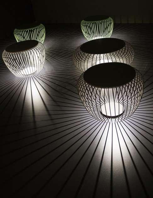 luci per esterno di design