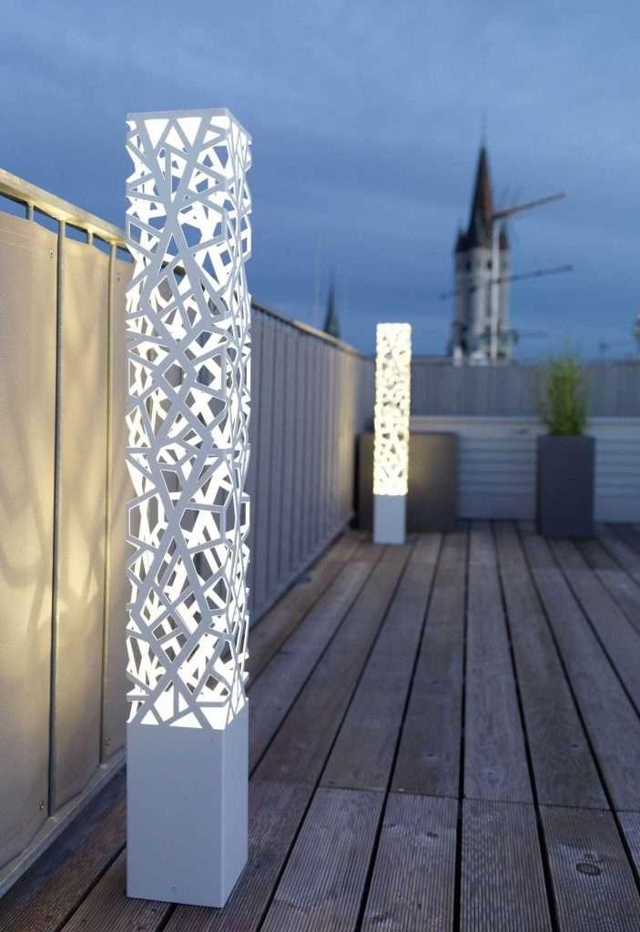 luce per esterno di design