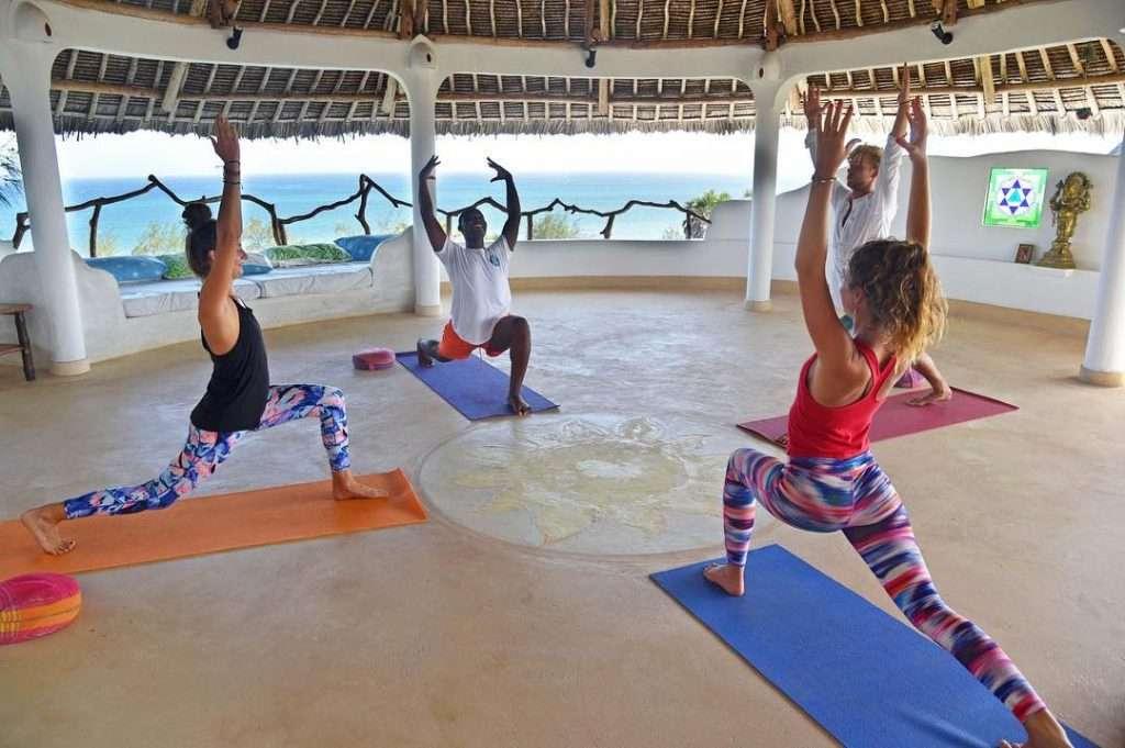 shala yoga villa vacanze treehouse watamu