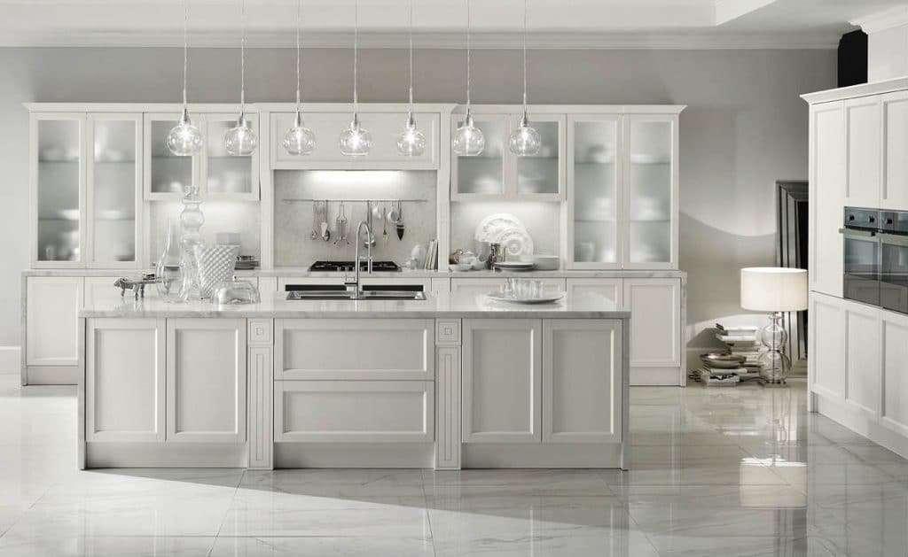 cucina provenzale cucinesse bianca