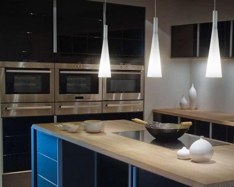 lampadari da cucina di design