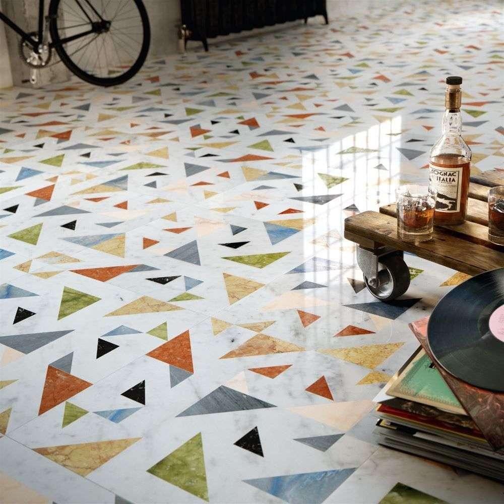 pavimenti colorati marmo