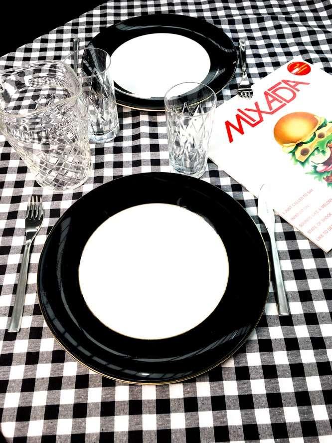 apparecchiare la tavola con stile con mercatopoli