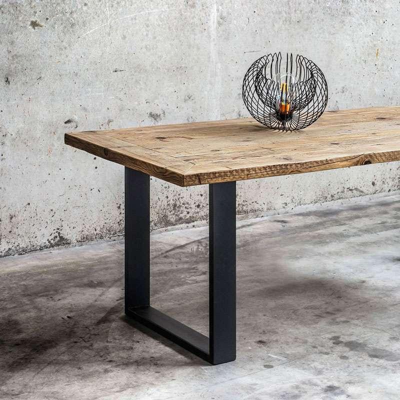 arredamento industriale, tavolo industriale