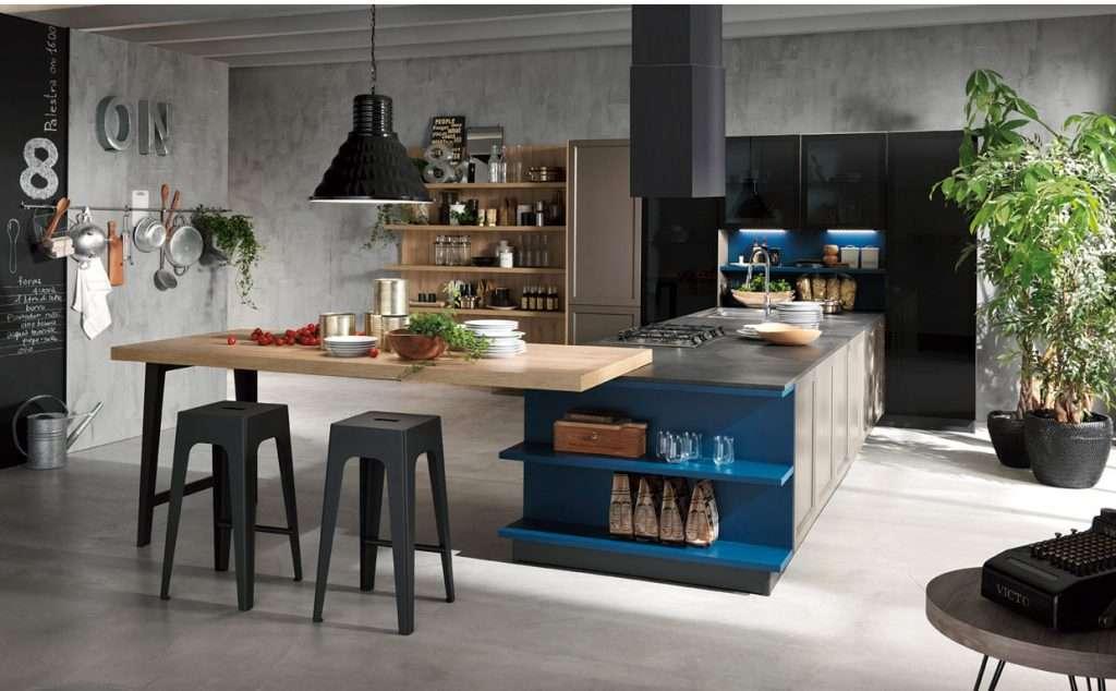 Cucine in stile industriale: 5 modelli | Fillyourhomewithlove