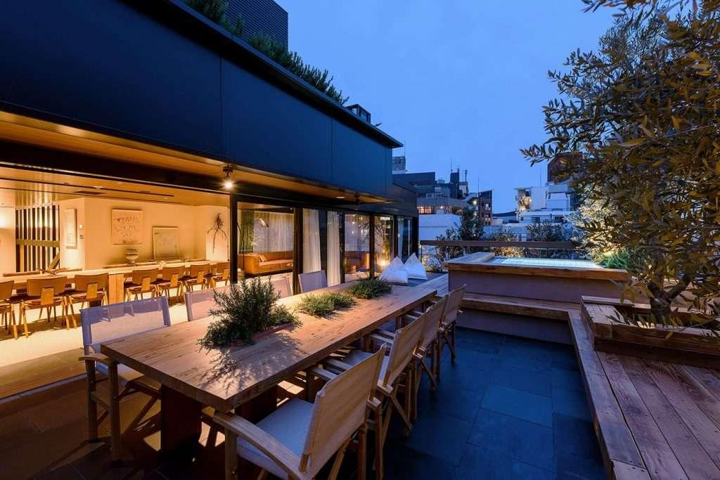 trunk hotel tokyo terrace suite 4