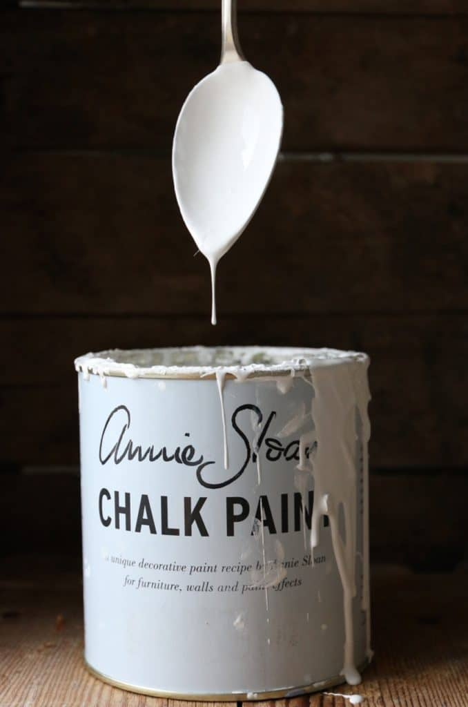 vernici shabby chic chalk paint