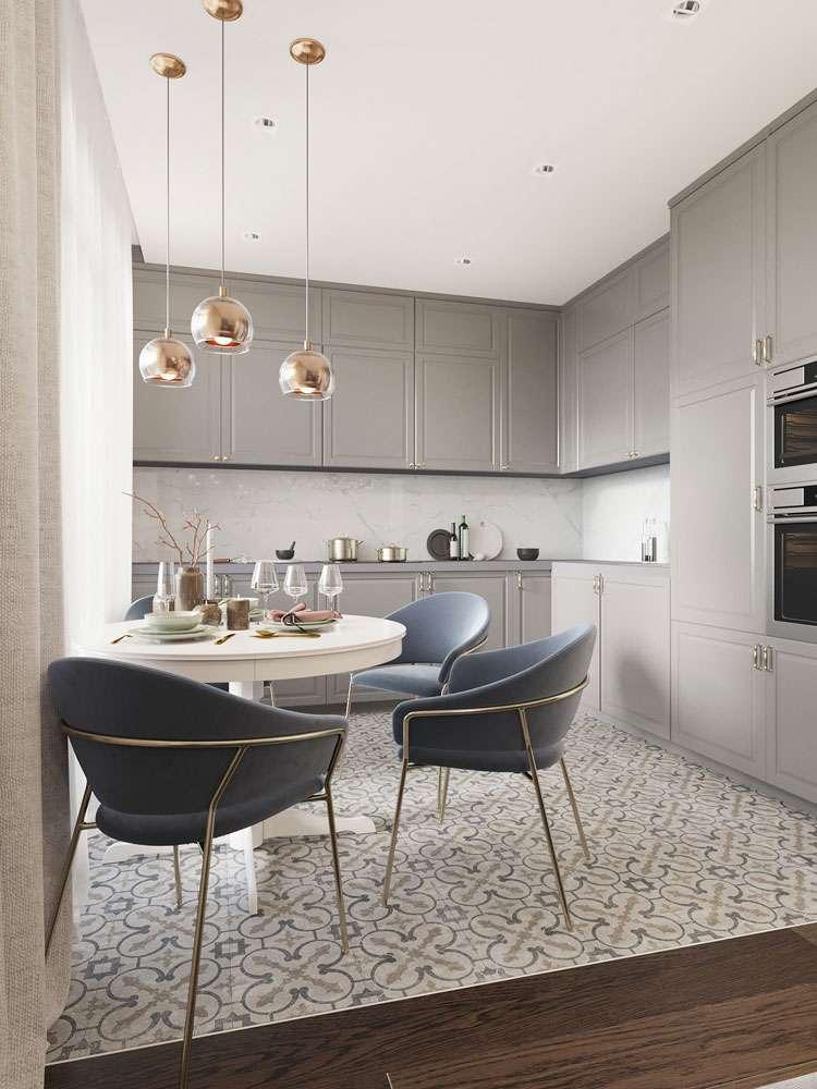 Lampadari cucina moderna, singoli o multipli ...