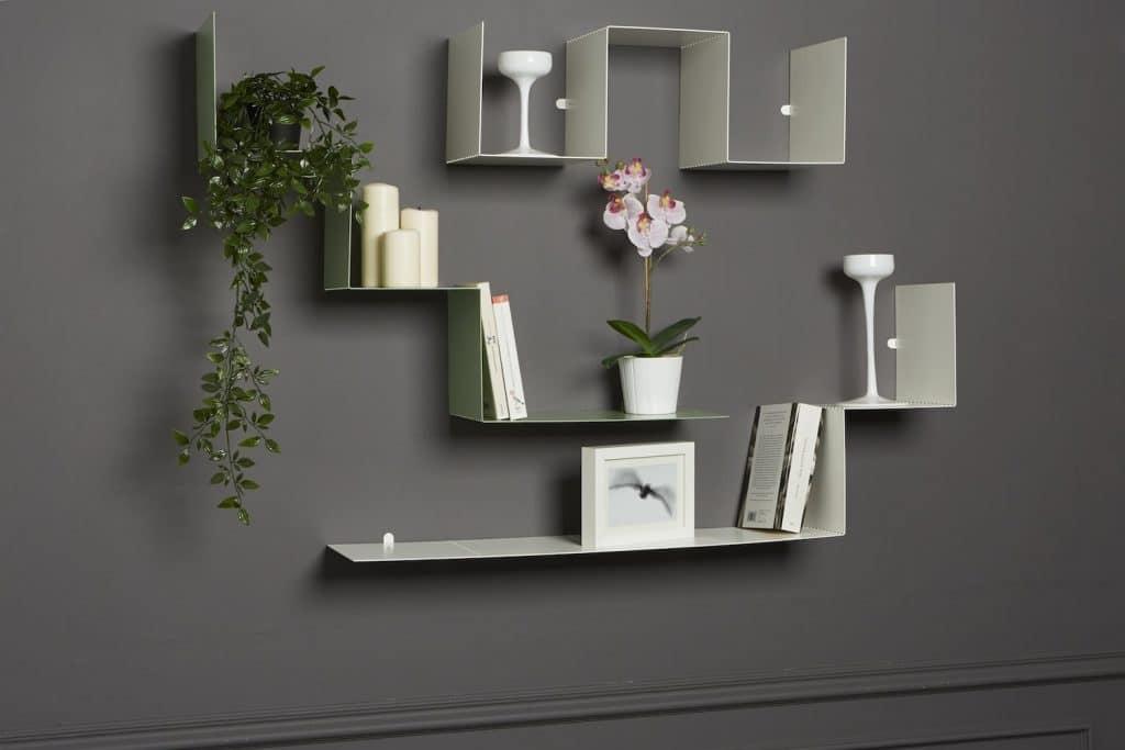 Mensole design firmate mipiacemolto fillyourhomewithlove - Mensole da parete design ...