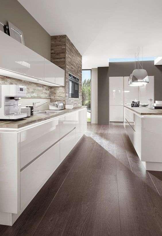 Cucine bianche: cinque modelli irresistibili ...
