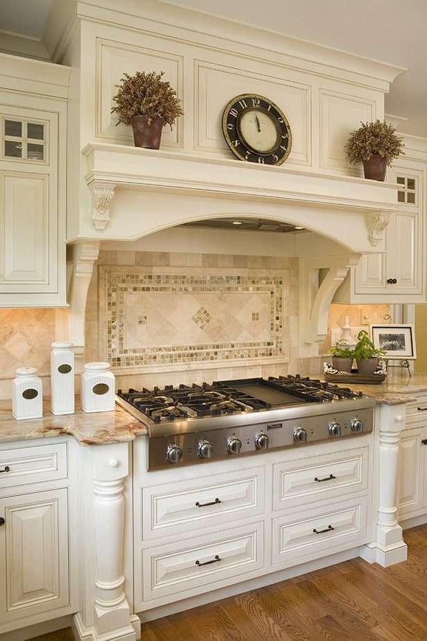 elettrodomestici cucine rustiche