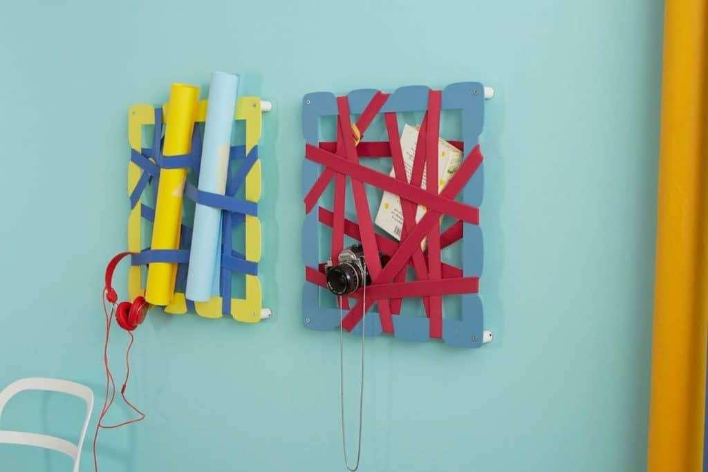 glam portaoggetti e decorazioni pareti di design