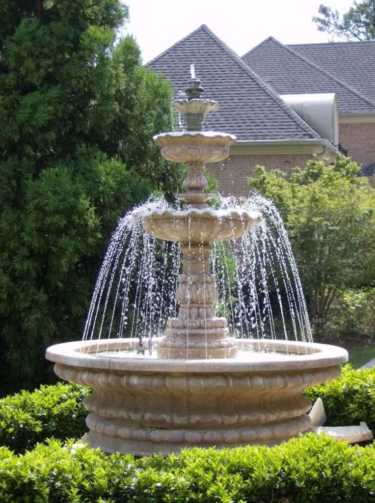fontana giardino decorativa rinascimentale