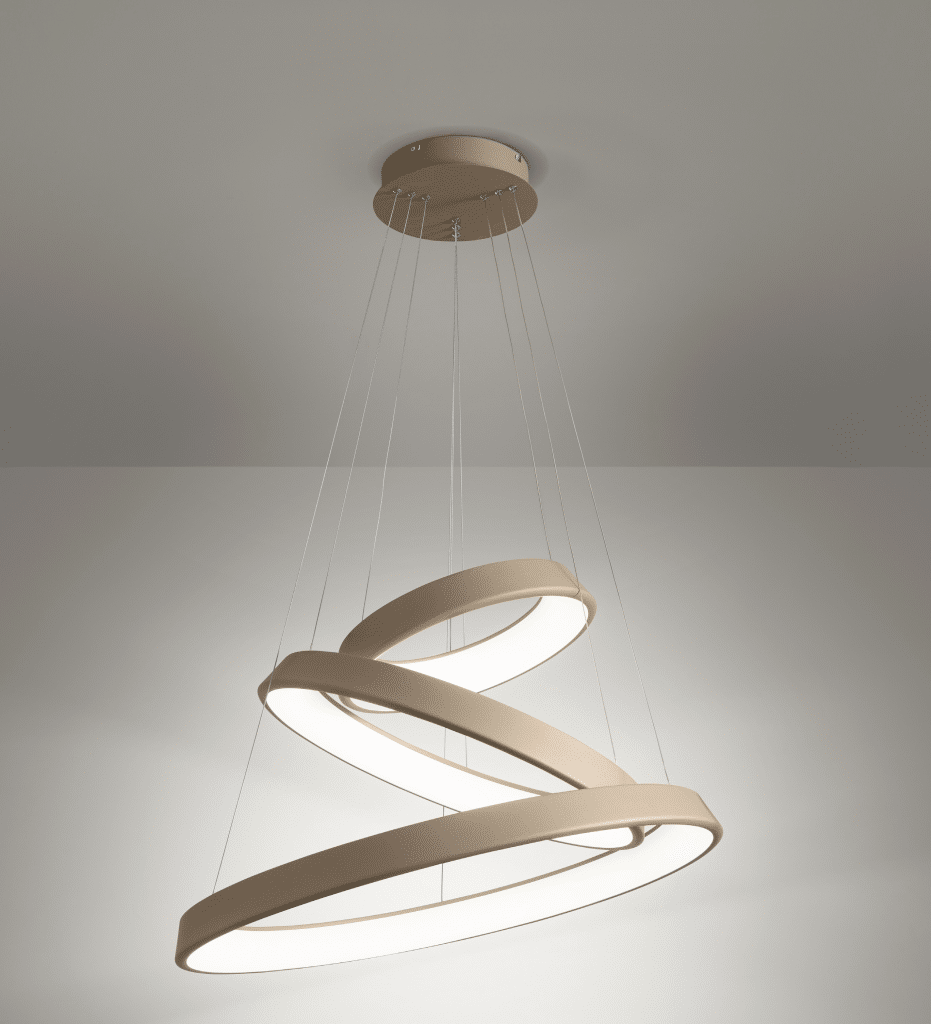 Illuminazione Per Casa Al Mare la casa si illumina con i lampadari moderni
