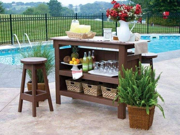 mobiletti giardino bar