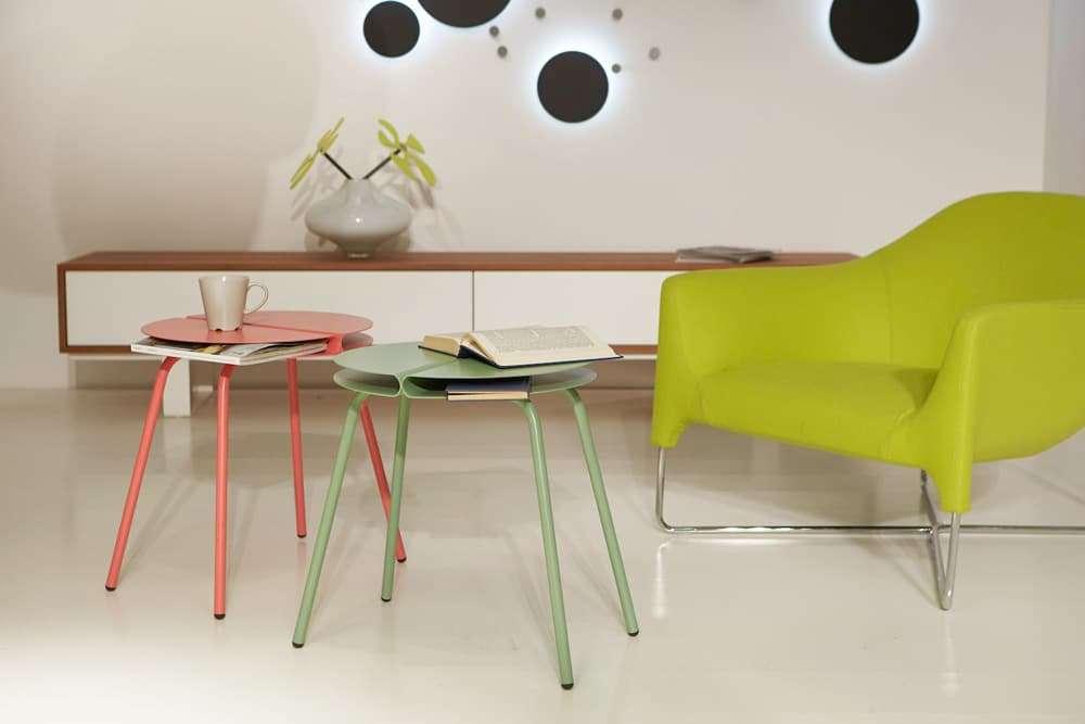 tavolini da salotto di design in metallo