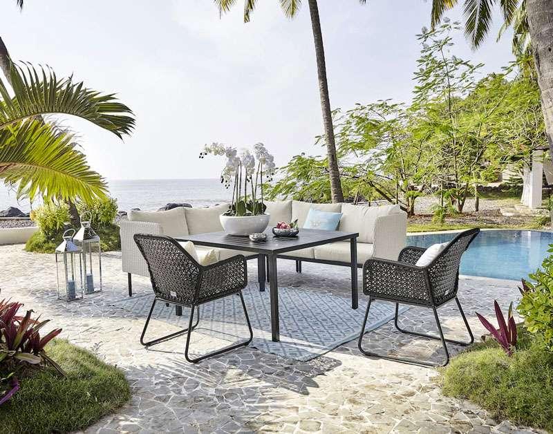 mobili per giardino moderni