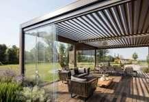 pergole per giardino bioclimatiche