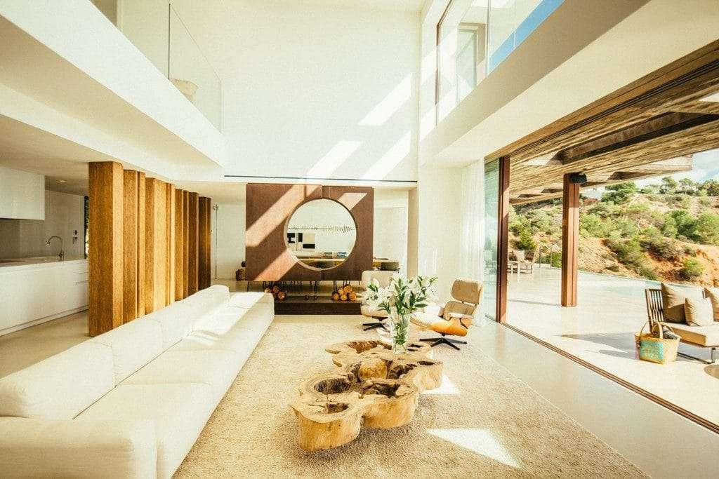 villa lusso ad ibiza