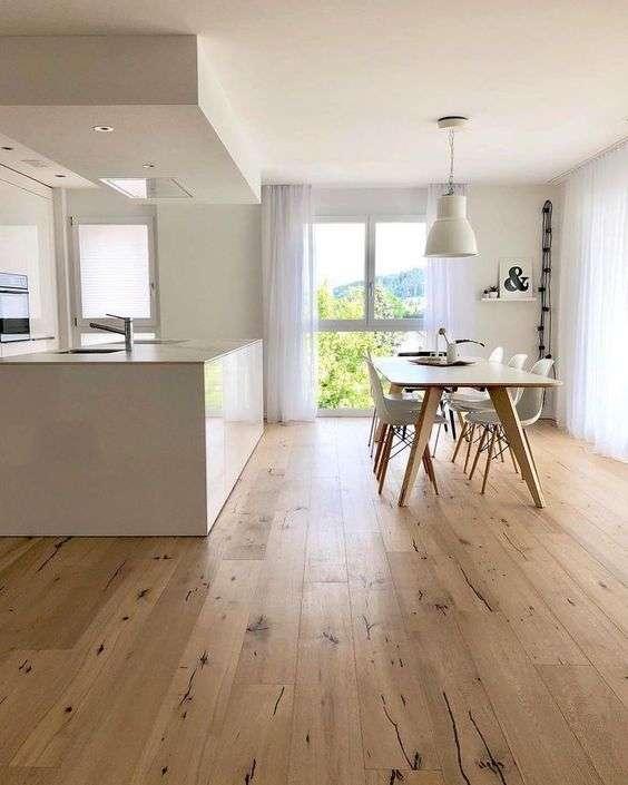 pavimenti in legno per la casa