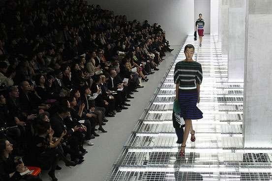 Settimana della moda tra design e moda