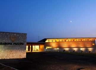 barone pizzini cantina architettura