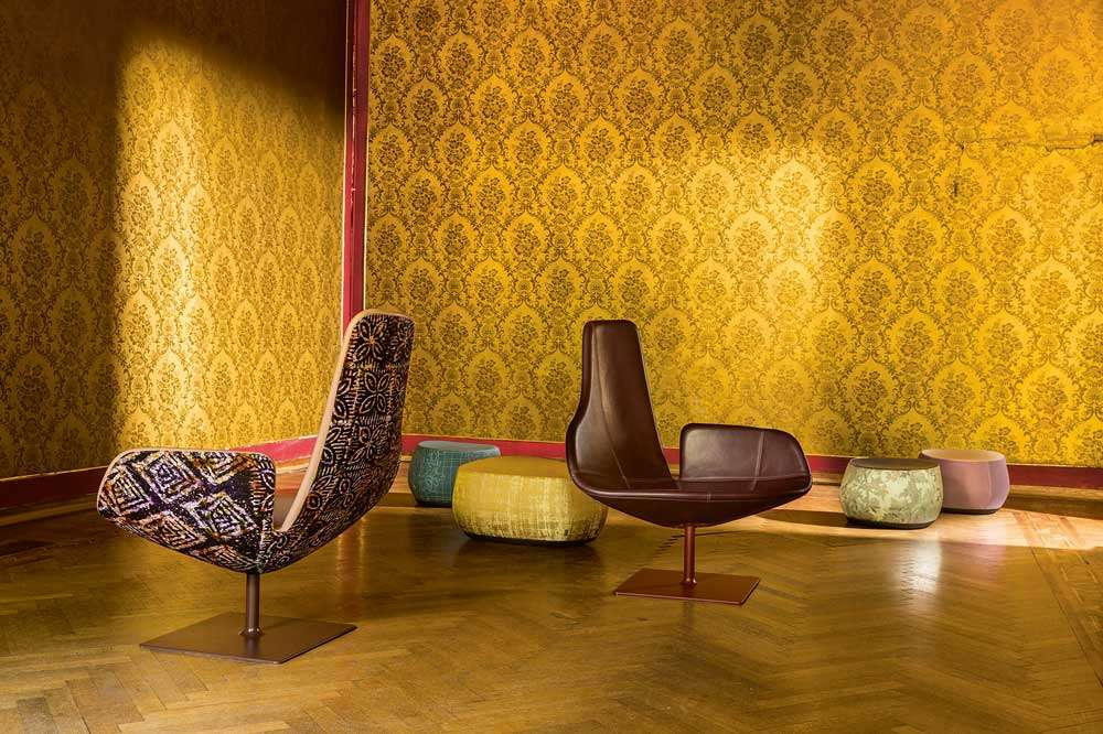 Moroso alla London Design Week