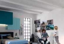 Camerette per ragazzi: le proposte di Moretti Compact