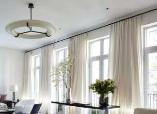 tende per il soggiorno