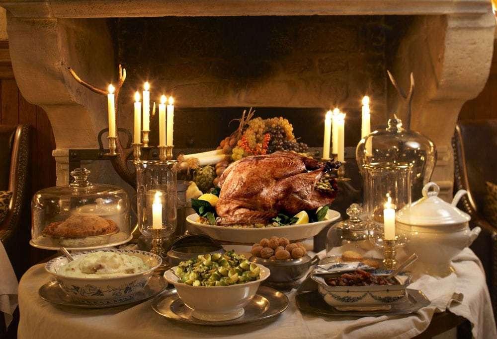 Ralph's ristorante ralph lauren durante il Thanksgiving